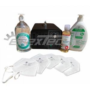 Fertőtlenítő, tisztító csomag - ET25TFCS1