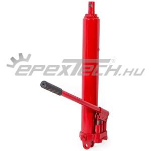 Hidraulikus munkahenger motorkiemelőhöz 8t, dupla pumpás