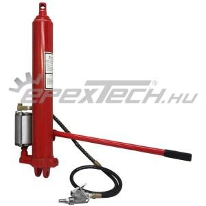 Pneumatiku-hidraulikus munkakahenger motorkiemlőhöz 8t