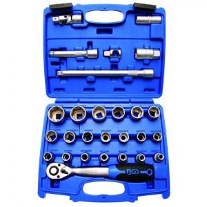 Dugókulcs készlet 27-részes 8-32mm CV