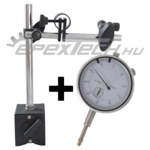 Mágneses mérőóra állvány indikátor órával