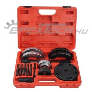 Kerékagy és kerékcsapágy kihúzó és beszerelő készlet, 72 mm