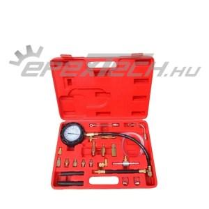 Benzinnyomásmérő készlet