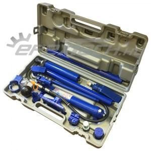 Hidraulikus nyomató, egyengető készlet 10t (karosszériás)