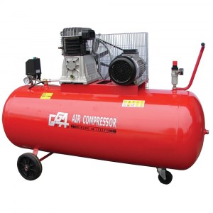 Ipari kompresszor 200l, 2.2kW, 8bar