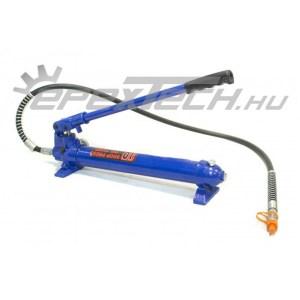 Hidraulikus kézi pumpa, 10 t