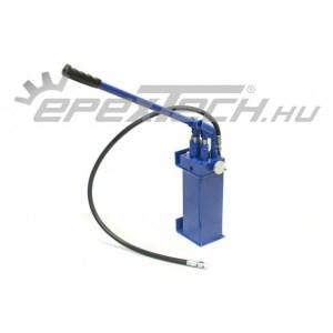 Hidraulikus kézi pumpa, 50 t